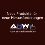 AGI Rohre Stahlrohre AHW Rohrhandel GmbH Moderne Distribution von Stahl