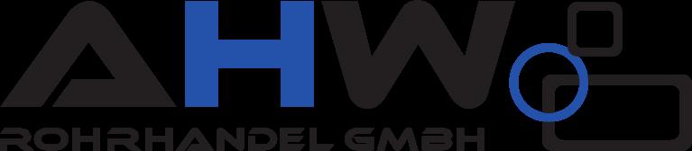 Firmenlog Logo AHW Rohrhandel