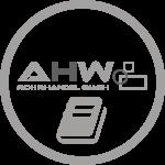 Unternehmensbroschüre Stahlrohrhandel AHW Rohrhandel GmbH