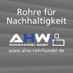AGI Rohre für Nachhaltigkeit AHW Rohrhandel GmbH Stahlrohrhandel Moderne Distribution von Stahl